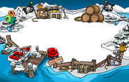 Pirate Party 2007 Dock