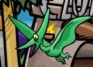 Green Pteronodon