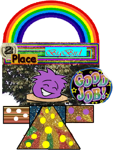 File:2nd Place, Super CP Artistic Contest.png