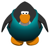 Blue Racing Bathing Suit in-game