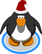 Festive Hat in-game