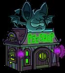 HalloweenParty2014PetShopExterior