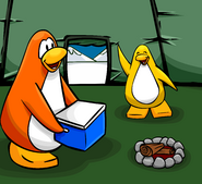 Igloo Upgrades Aug 2007 cover penguin