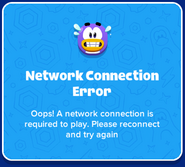 Connection error CPI 2