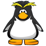 Rock-hopper Costume from a Player Card