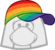 Rainbow Cap icon