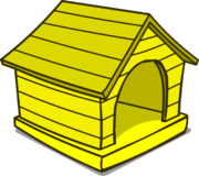 Yellow Puffle House sprite 004