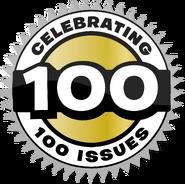 Celebrating 100 issue