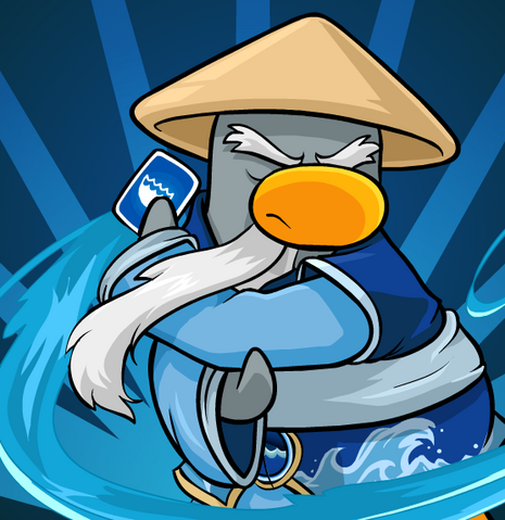 File:Water sensei with a card.PNG
