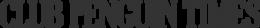 Club Penguin Times logo