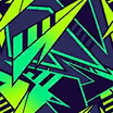 Fabric Abstract Angles icon