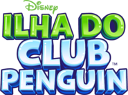 Club Penguin Island Logo PT