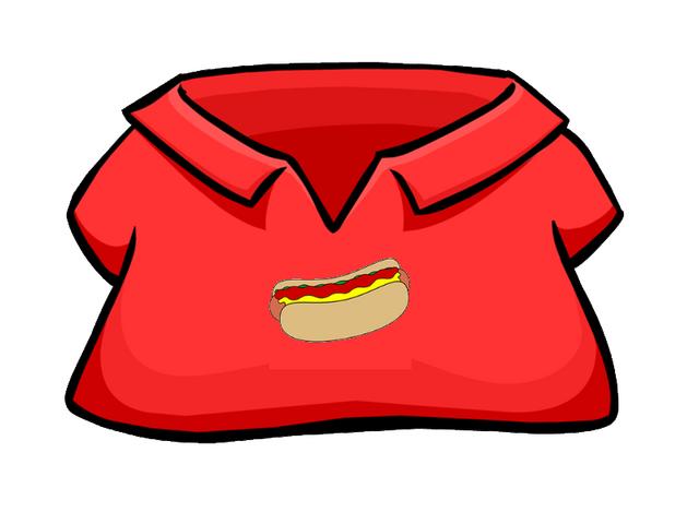 File:Red Hot Dog Shirt.png