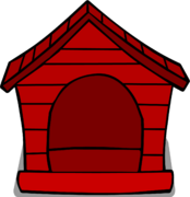 Red Puffle House sprite 001