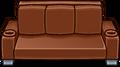 Brown Designer Couch sprite 001