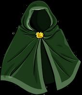 Greenhoodedcloak