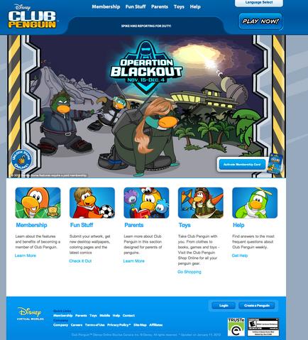 File:Homepage 2012.png