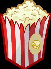 Popcorn Puffle Food