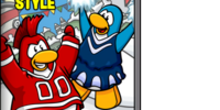 Penguin Style (Club Penguin: Game Day!)