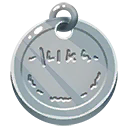 Decal Pet Tag icon