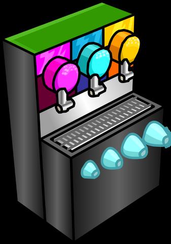 File:Slushie Maker furniture icon.png