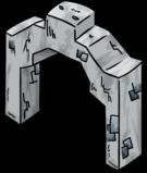 Stone Arch Ruins sprite 002