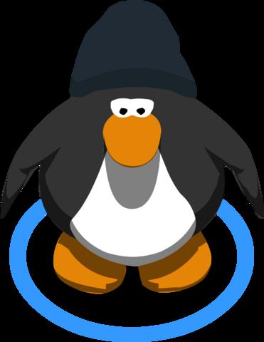 File:Dark Blue Beanie ingame.PNG