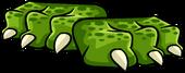 Green Dragon Feet