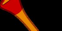 Hot Sauce Vuvuzela