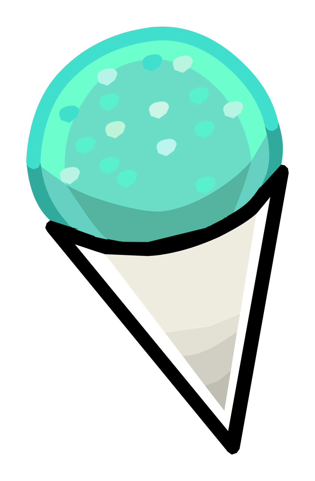 Image result for snowcone pin club penguin