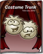 Costume Trunk February 2013