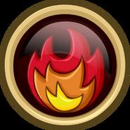 Fire Element Symbol