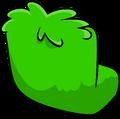 Fuzzy Green Couch sprite 007
