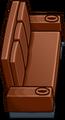 Brown Designer Couch sprite 025