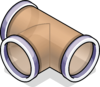 T-joint Puffle Tube sprite 025
