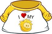 I Heart My Gold Puffle1