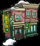 Coffee Shop Muppets World Tour exterior