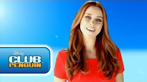 "Club Penguin UK - ""It Starts With You"" featuring Una Healy (Online Safety Video)"