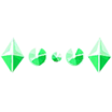Decal Emeralds icon