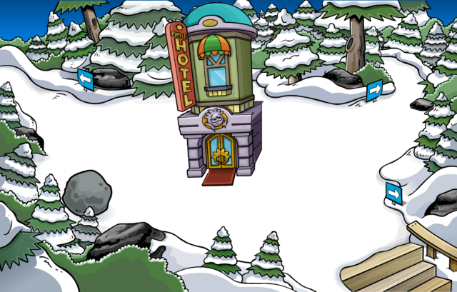 File:Puffle Hotel in Forest Custom.png