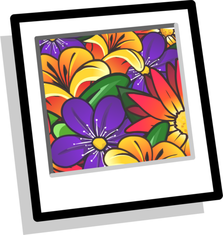 File:Bright Flowers clothing icon ID 9022.PNG
