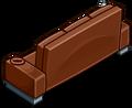 Brown Designer Couch sprite 014