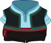 Kristoff's Party Outfit icon