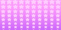 Purple Stars Background