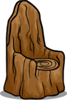 Tree Stump Chair sprite 002