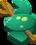 Emoji Squid Stick