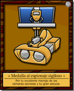 Mission 9 Medal full award es