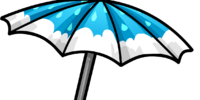 Cloudy Umbrella