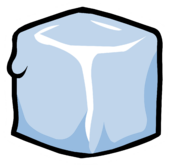 Ice Block Pin