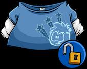 Puffle Skate Shirt clothing icon ID 14364